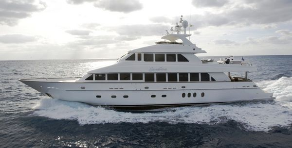 Used Hargrave Tri-Deck Motor Yacht For Sale