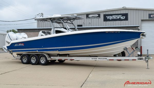 Used Nor-Tech 340 Sport High Performance Boat For Sale
