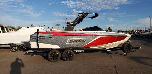 Used Malibu Wakesetter Lsv 23 Jet Boat For Sale