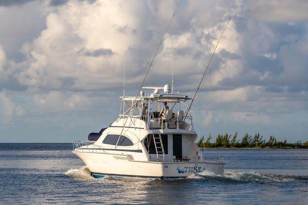 Used Bertram 510 Convertible Fishing Boat For Sale