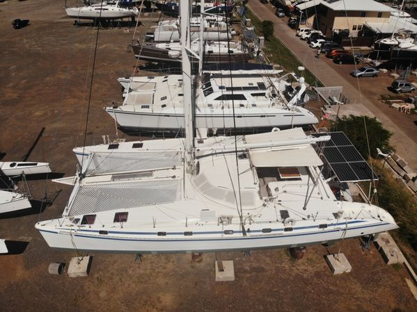 Used Outremer 64L Catamaran Sailboat For Sale