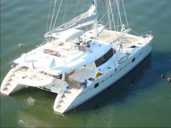 Used Sunreef 62 Catamaran Sailboat For Sale
