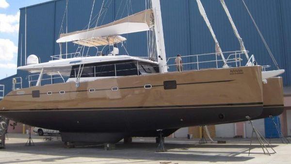 Used Sunreef Yachts Sunreef 62 Flybridge Catamaran Sailboat For Sale