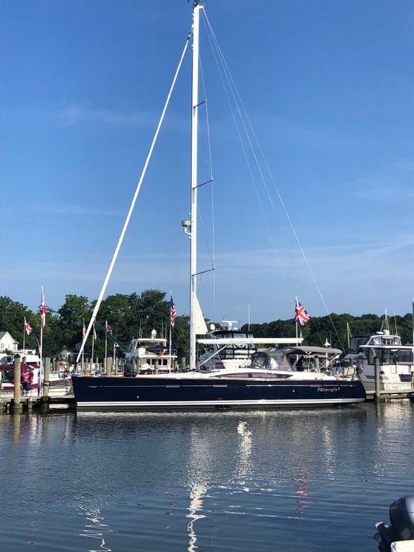 Used Jeanneau 58 Catamaran Sailboat For Sale