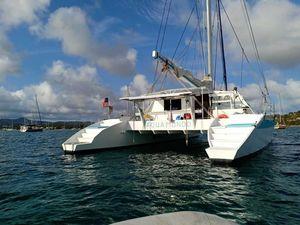 Used Bresil Sourisse Catamaran Sailboat For Sale