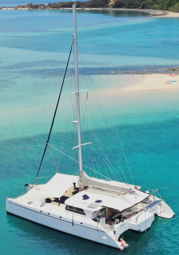 Used Custom AG 52 Catamaran Sailboat For Sale