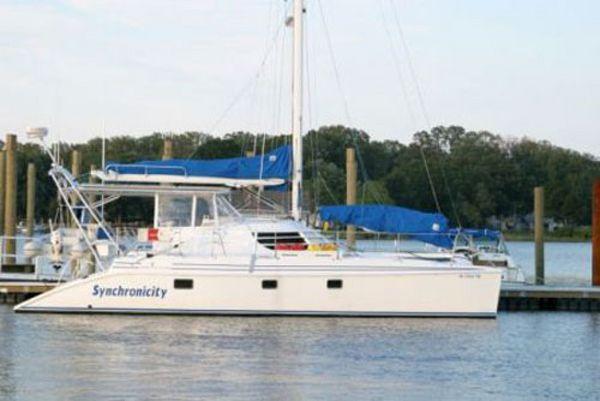 Used Manta 42 MK II Catamaran Sailboat For Sale