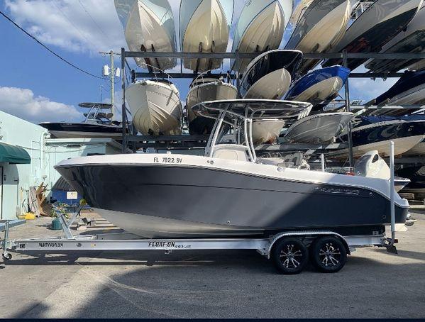 Used Aquasport 2300 CC Center Console Fishing Boat For Sale