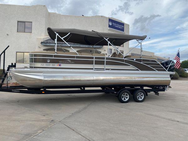 Used Bennington 2550 RS Pontoon Boat For Sale