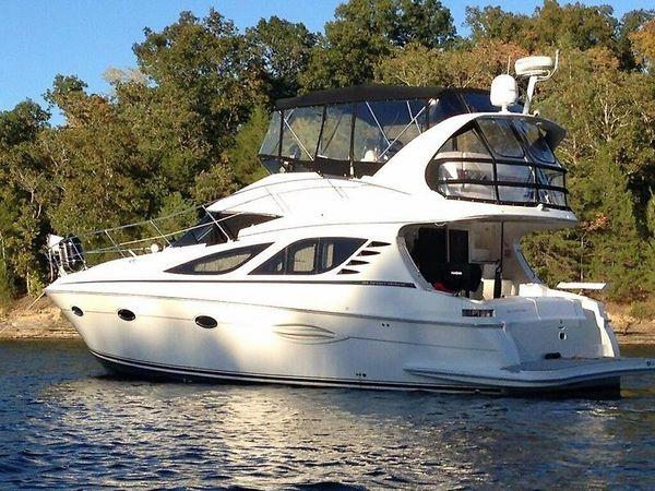 Used Silverton Sport Bridge Flybridge Boat For Sale