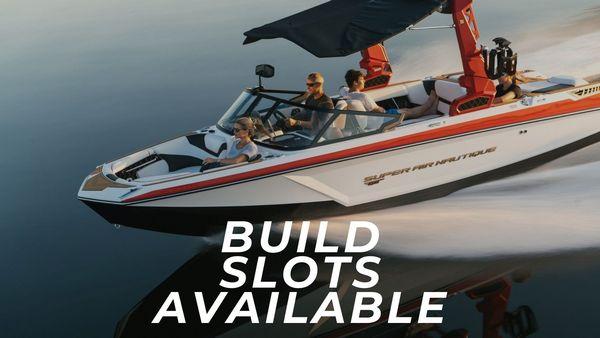 New Nautique GS22 Build Slot Cruiser Boat For Sale