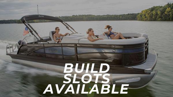 New Barletta Corsa Build Slot Pontoon Boat For Sale