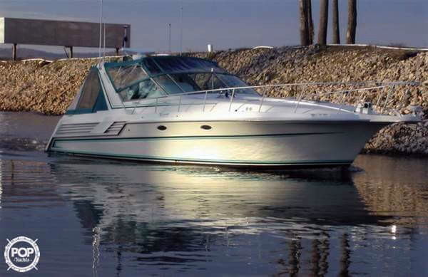 Used Trojan 12 Meter International Express Cruiser Boat For Sale