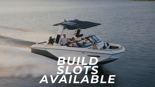 New Nautique G23 Build Slot Ski and Wakeboard Boat For Sale