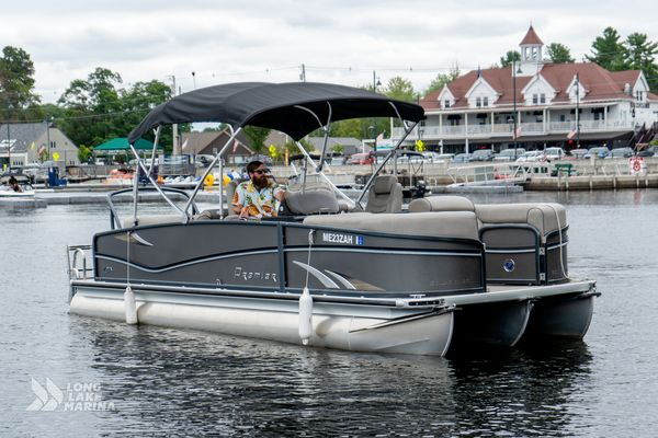 Used Premier 230 Solaris Pontoon Boat For Sale