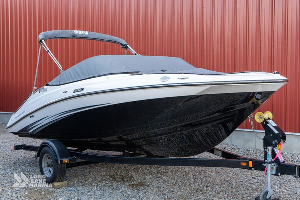 Used Yamaha Boats SX192 Bowrider Boat For Sale