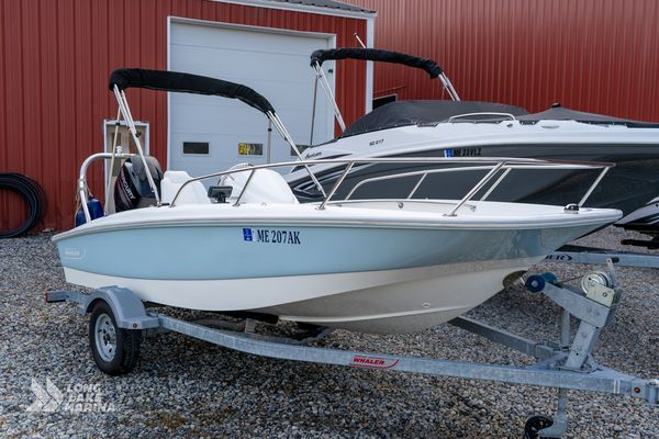 Used Boston Whaler 150 Supersport Bowrider Boat For Sale