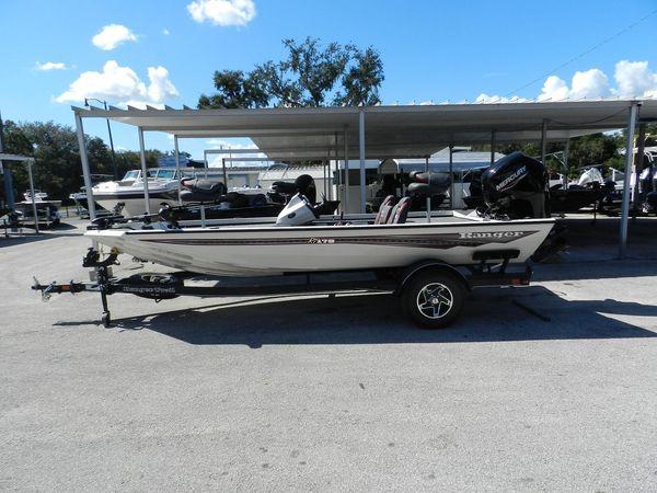 New Ranger RT 178 Bass Boat For Sale