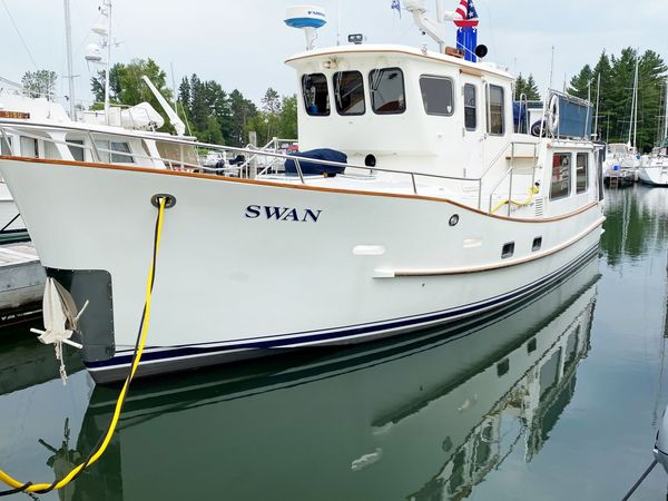 Used Hans Christian Independence 45 Pilothouse Boat For Sale