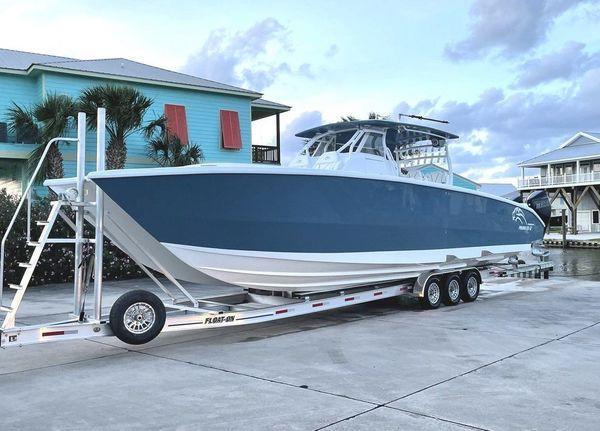 Used Prowler 42 Catamaran Boat For Sale