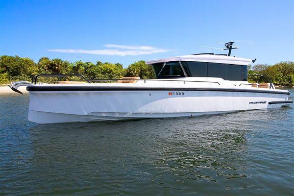 New Axopar 37 Cross Cabin Sports Cruiser Boat For Sale