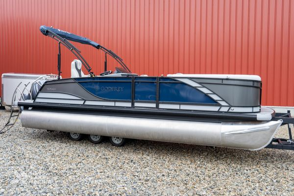 New Godfrey Monaco 235C4 Pontoon Boat For Sale
