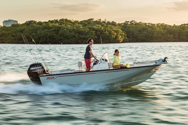 New Boston Whaler 170 Montauk Sports Fishing Boat For Sale