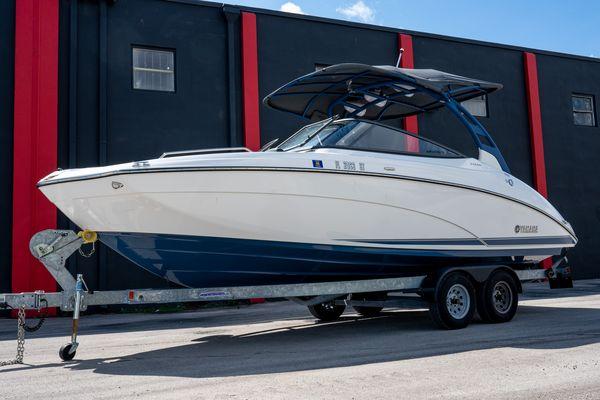 Used Yamaha Boats 242 Limited SE Jet Boat For Sale