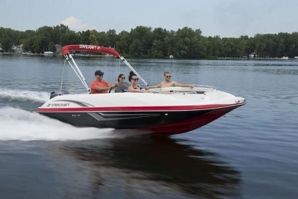 New Starcraft 231 MDX Deck Boat For Sale