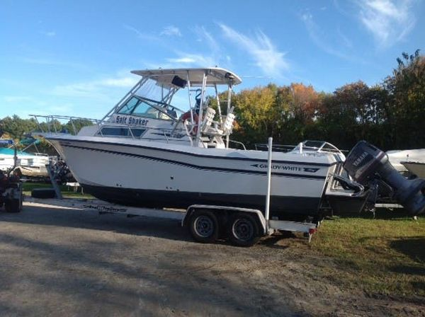 Used Grady-White SAILFISH 25 Express Cruiser Boat For Sale