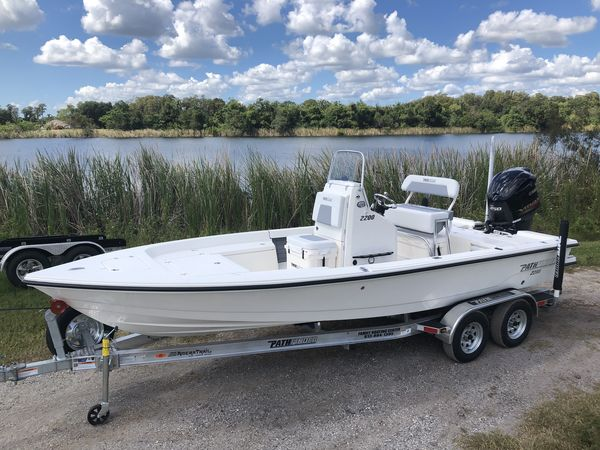 New Pathfinder 2200TRS Bay Boat For Sale