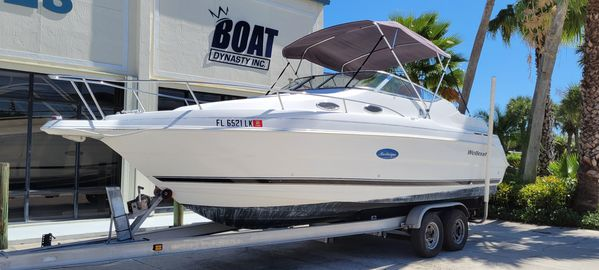 New Wellcraft Martinique 2600 Aft Cabin Boat For Sale