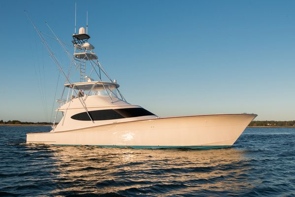 Used Hatteras GT65 Carolina Series Convertible Fishing Boat For Sale