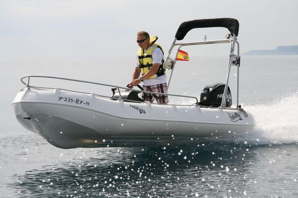 New Whaly 435 R Tender Boat For Sale