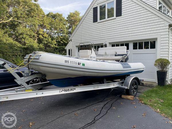 Used Novurania 15 Cruiser Boat For Sale