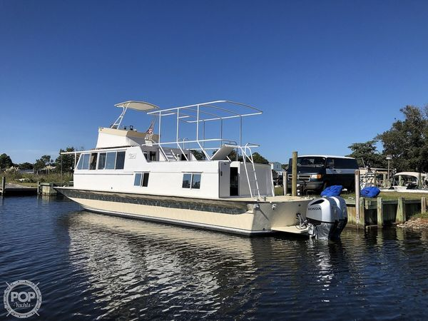 Used Chris-Craft Aquahome House Boat For Sale