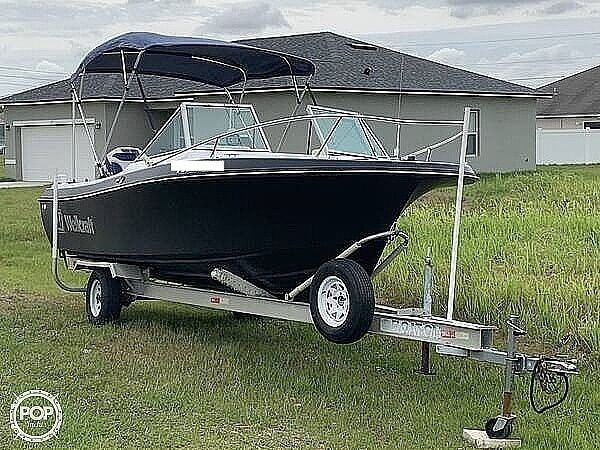 Used Wellcraft 21 Walkaround Fishing Boat For Sale