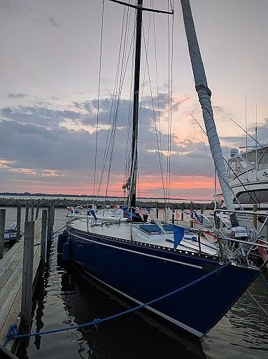 Used Norlin 41 Sloop Sailboat For Sale