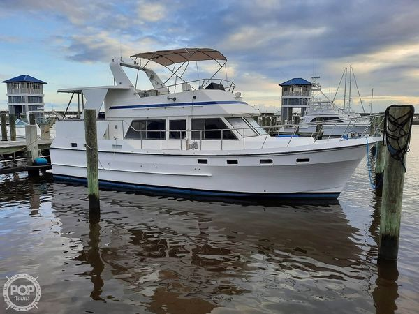 Used Chb Sundance 42 Trawler Boat For Sale