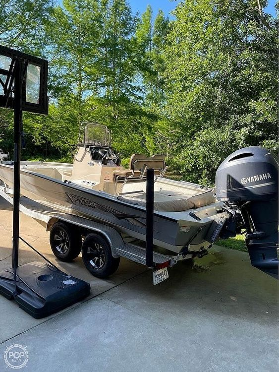 Used Xpress h22bay Bass Boat For Sale