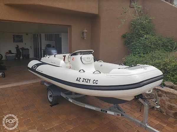 Used Walker Bay Generation 400 Inflatable Boat For Sale