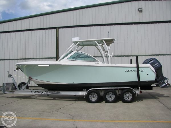 Used Sailfish 275 DC Runabout Boat For Sale
