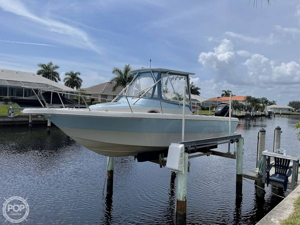 Used Pro-Line 231WC Walkaround Fishing Boat For Sale