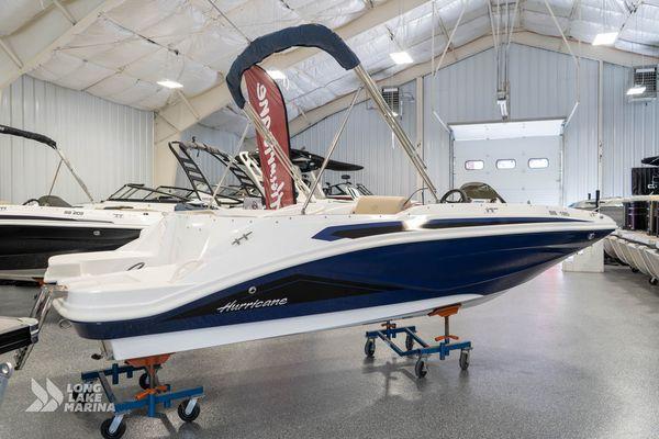 New Hurricane SS185 Cruiser Boat For Sale
