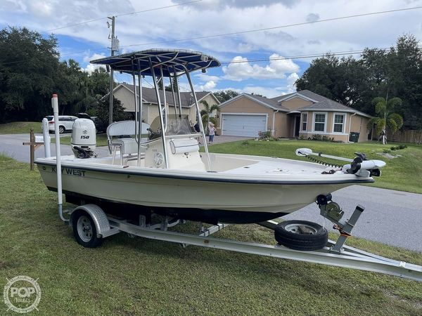 Used Key West Bay Reef 186 Bay Boat For Sale
