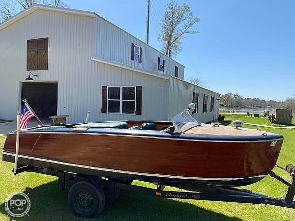 Used Shepherd Utility 17 Antique and Classic Boat For Sale