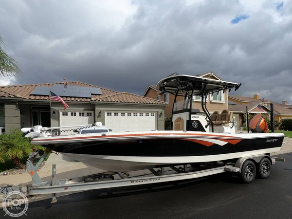 Used Ranger Boats 2510 BAY 25 Center Console Fishing Boat For Sale