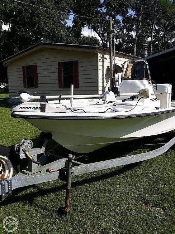 Used Nitro Bay 1800 Bay Boat For Sale