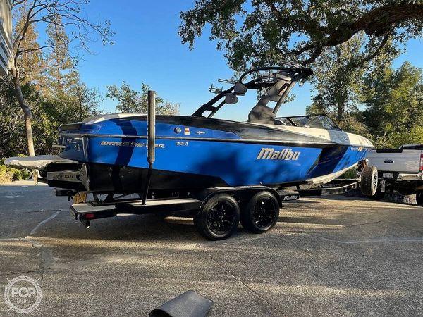 Used Malibu 25 lsv Ski and Wakeboard Boat For Sale