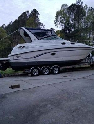 Used Chaparral Signature 300 Express Cruiser Boat For Sale
